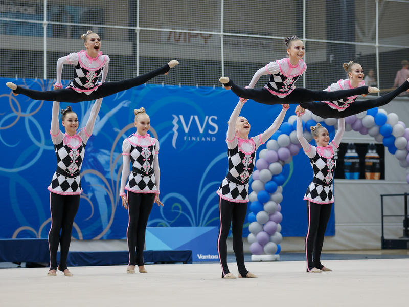 20180317 OVO Junior Team - CC I 2018 Vantaa